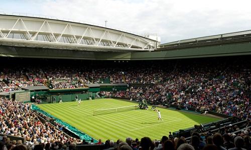 Уимблдонский турнир по теннису