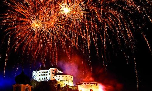 Новый год в Австрии
