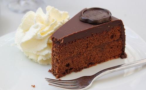 Пирожное Захер