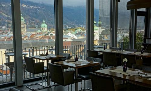 Ресторан «Lichtblick»
