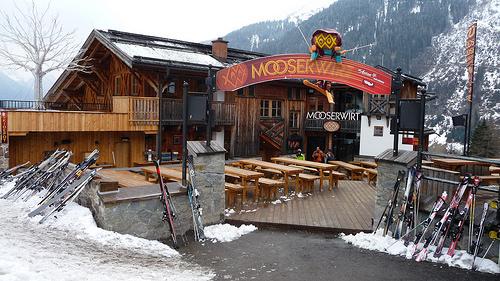 Ресторан «Mooserwirt»