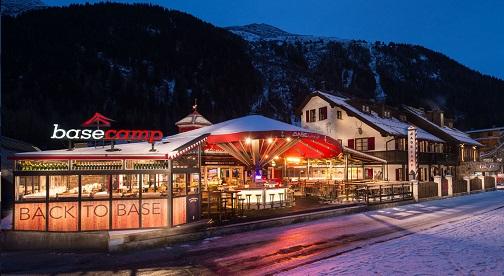Ресторан «Basecamp»