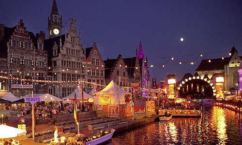 Гентский фестиваль