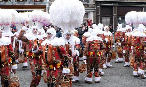 Карнавал в Бинше