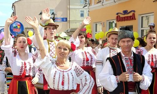 Фестиваль национальных культур в Гродно