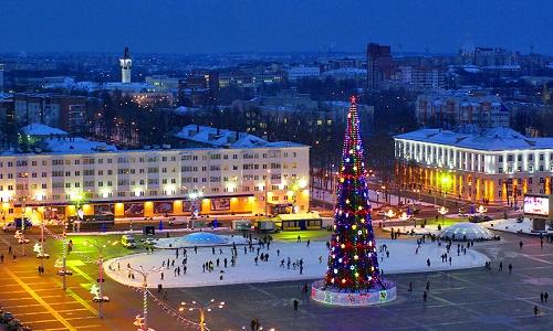 Новый год и Рождество в Беларуси