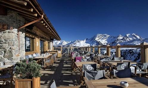 Ресторан La Cave des Creux
