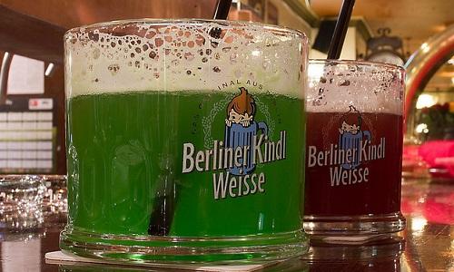 Пиво «Berliner Weiße»