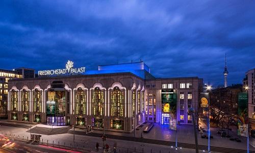 Театр–варьете Фридрихштадтпаласт
