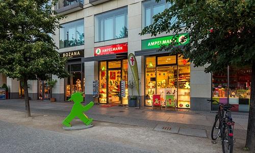 МагазинAmpelmann Galerie Shop