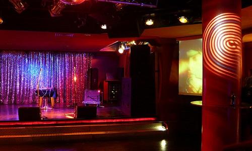 Клуб Atomic Cafe