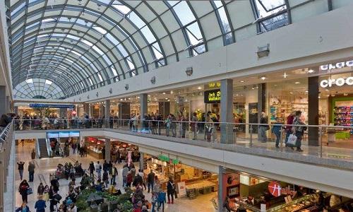 Торговый центр Olympia
