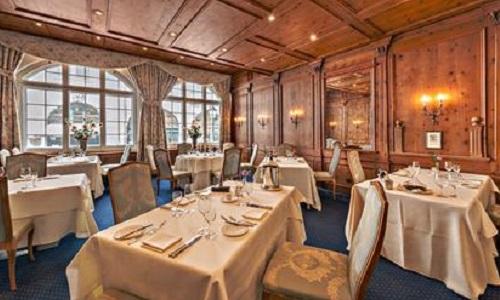РесторанSchuhbecks in den Südtiroler Stuben
