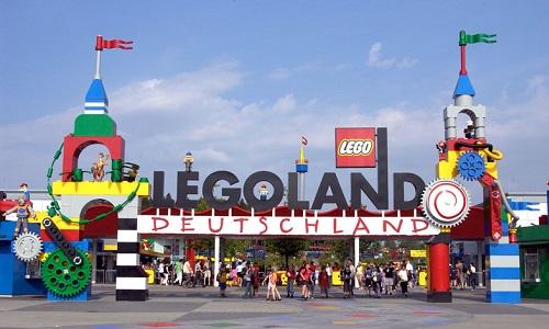 Развлекательный центр Legoland