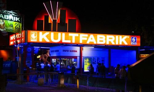 Клуб Kultfabrik