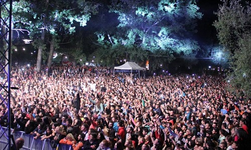 Кемпинг-фестиваль River Party