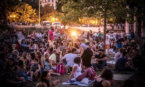 «Πικ Νικ Urban Festival» в Салониках