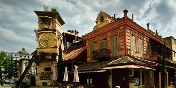 Театр Габриадзе