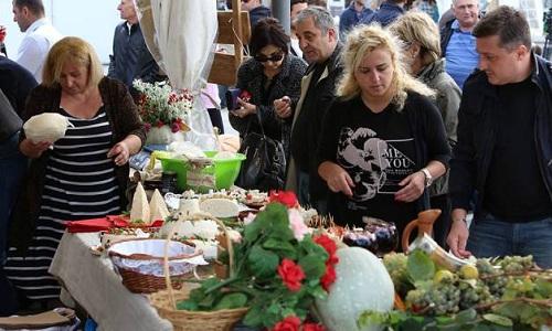 Фестиваль Кавказский сыр