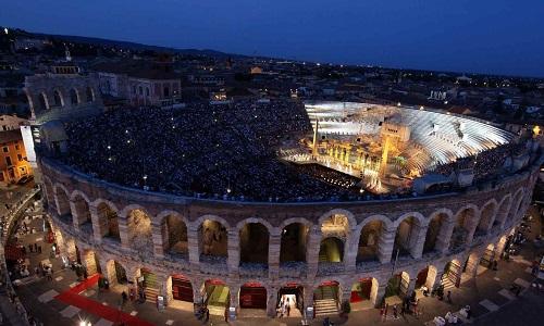 Оперный фестиваль в Вероне