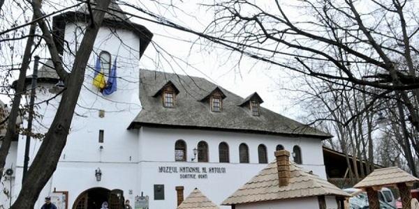 Национальный музей села им. Дмитрия Густи