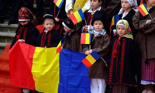 День объединения Румынии