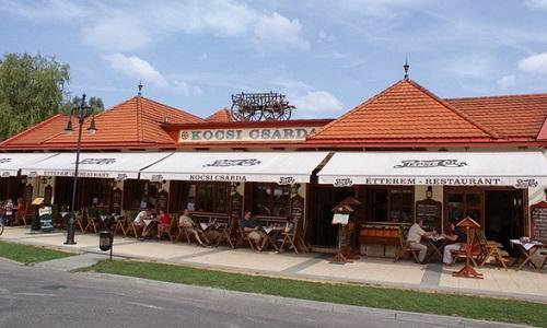 Ресторан «Magyar Csarda Etterem»